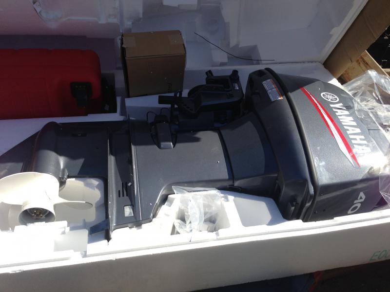 лодочные моторы ямаха-40 veos
