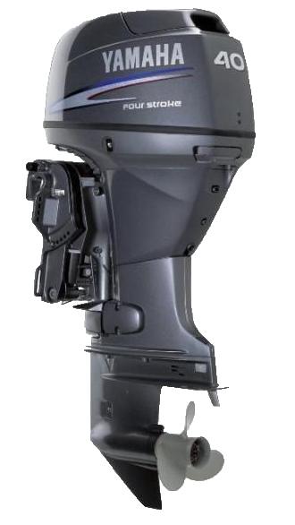 лодочный мотор f40